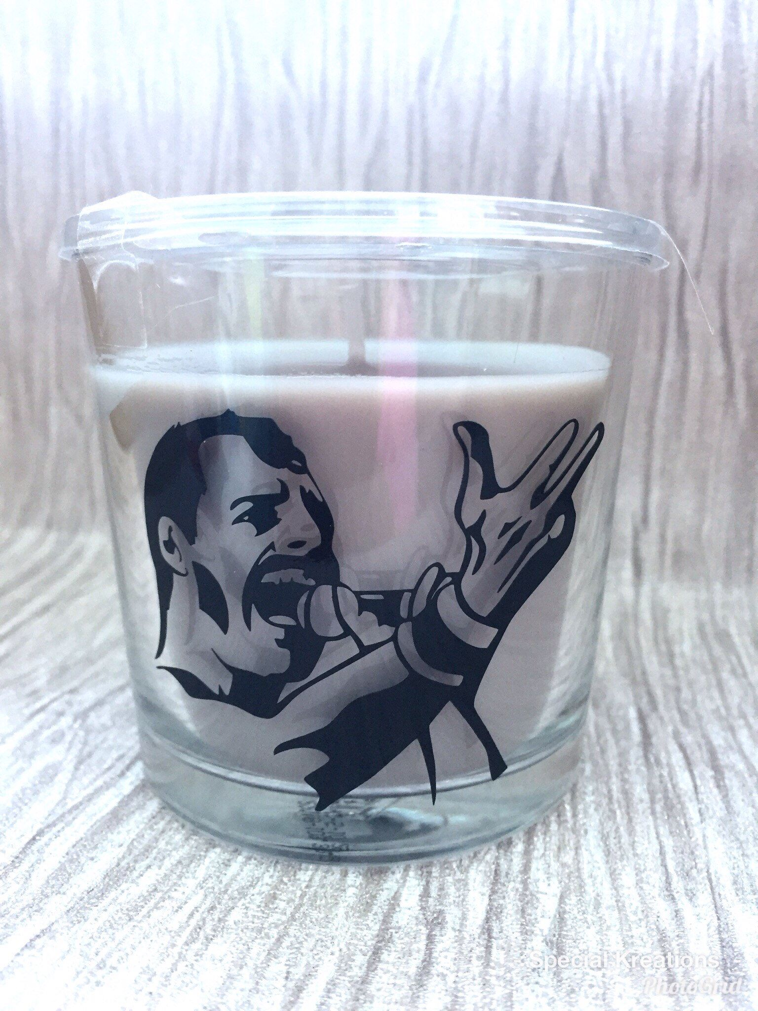 Excited To Share This Item From My Etsy Shop Queen Freddie Mercury Candle Gift Christmas Birthday
