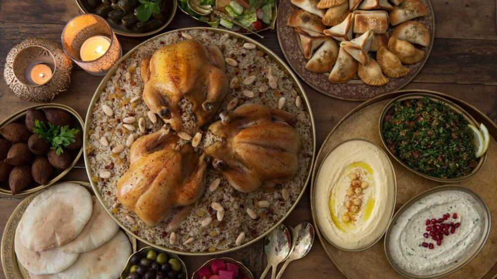 منيو سفرة رمضان منيو فطور رمضان جدول اكلات رمضان بالصور Zina Blog Food Cuisine Food Dishes