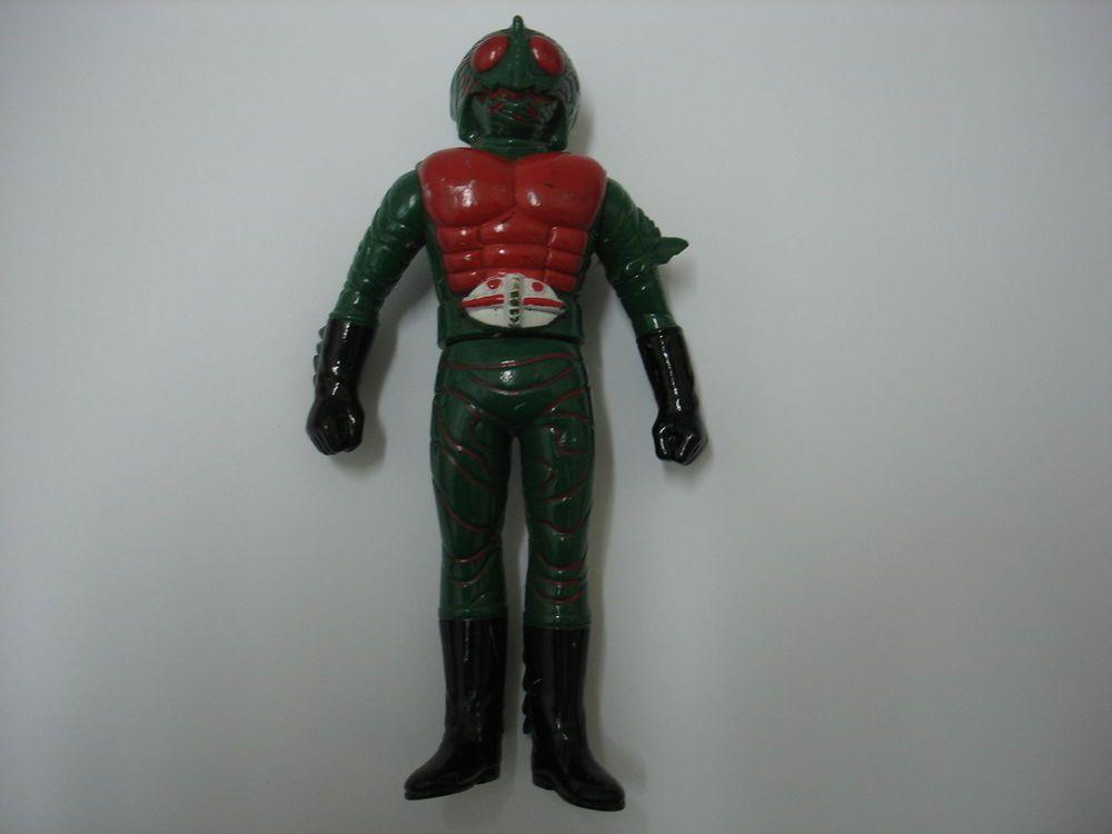 vintage 80u0027s bandai japan masked kamen rider amazon vinyl figure - vinylboden f r k che