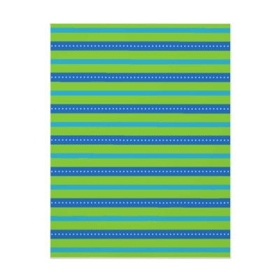 Spot Of Tea Mint :: Wrapping Paper $0.95