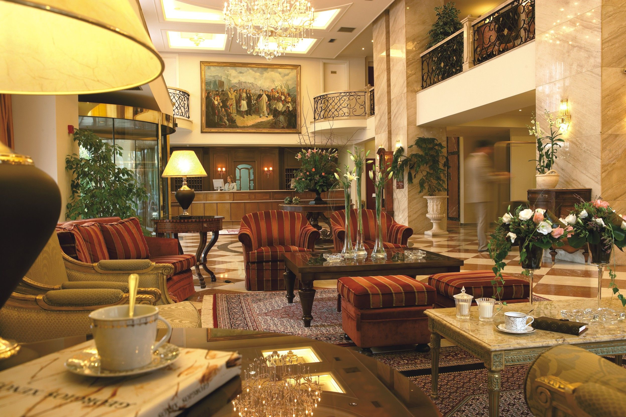 Mediterranean Palace Hotel Thessaloniki Greece Www Gr