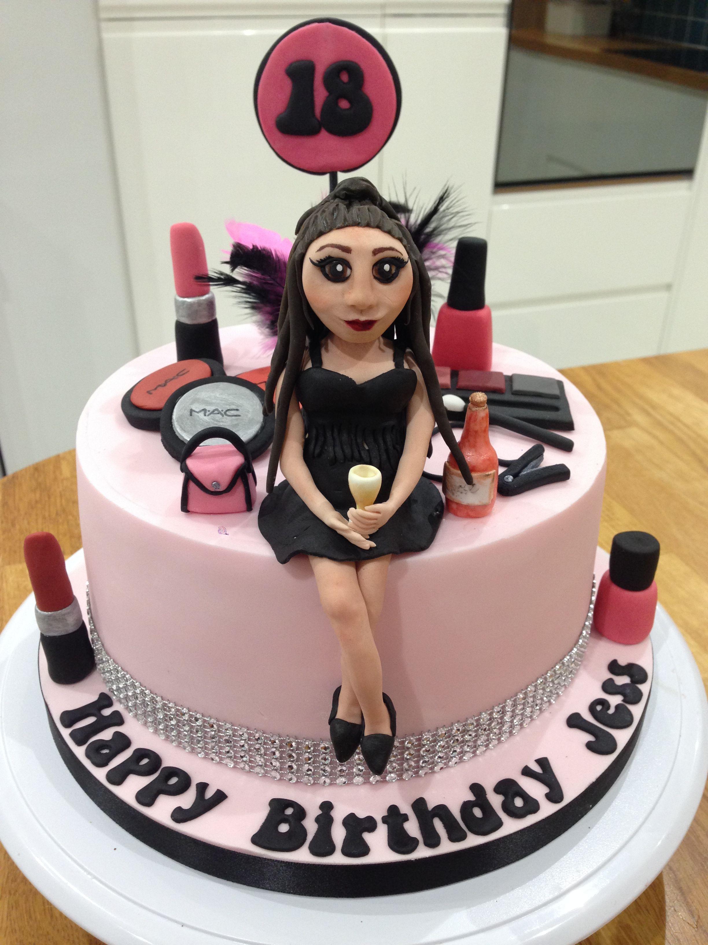 18th birthday cake girl 18th birthday cake for girls