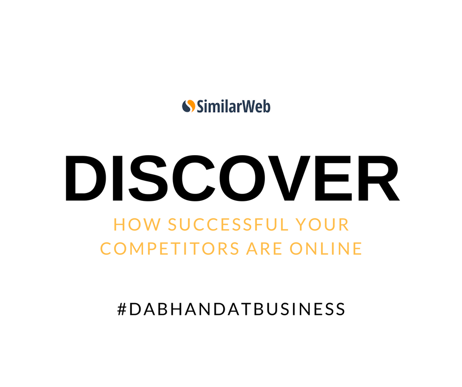 Explore SimilarWeb to discover the many ways it can help you compete more effectively...