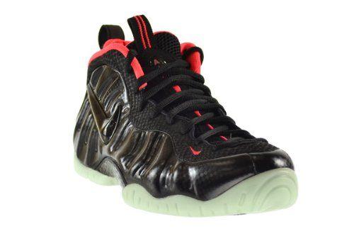 943200d4e Nike Air Foamposite Pro  Yeezy  Men s Shoes Black laser Crimson 616750-001