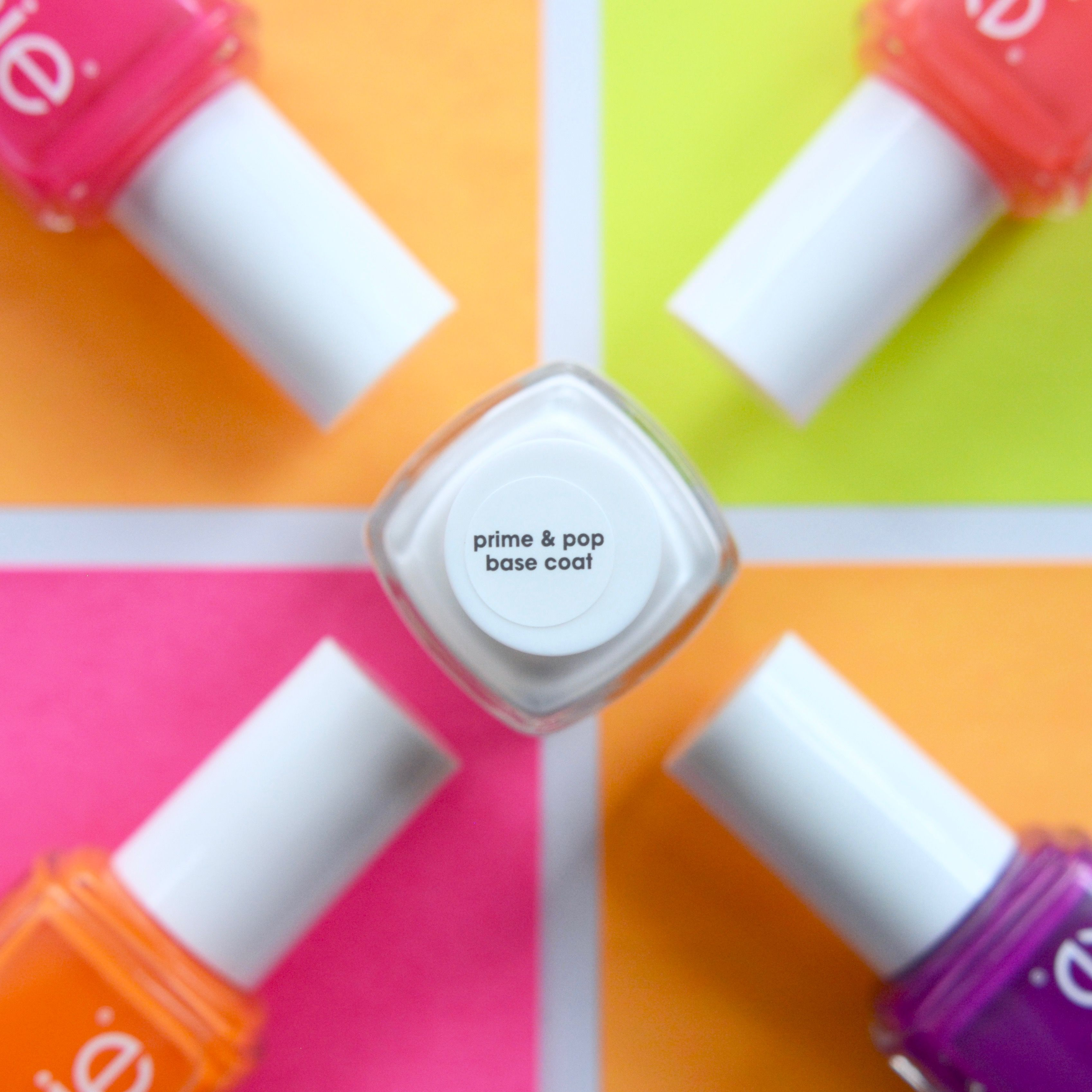 Essie Neon 2017 collection | Manicures & Nail Art - Talonted Lex ...