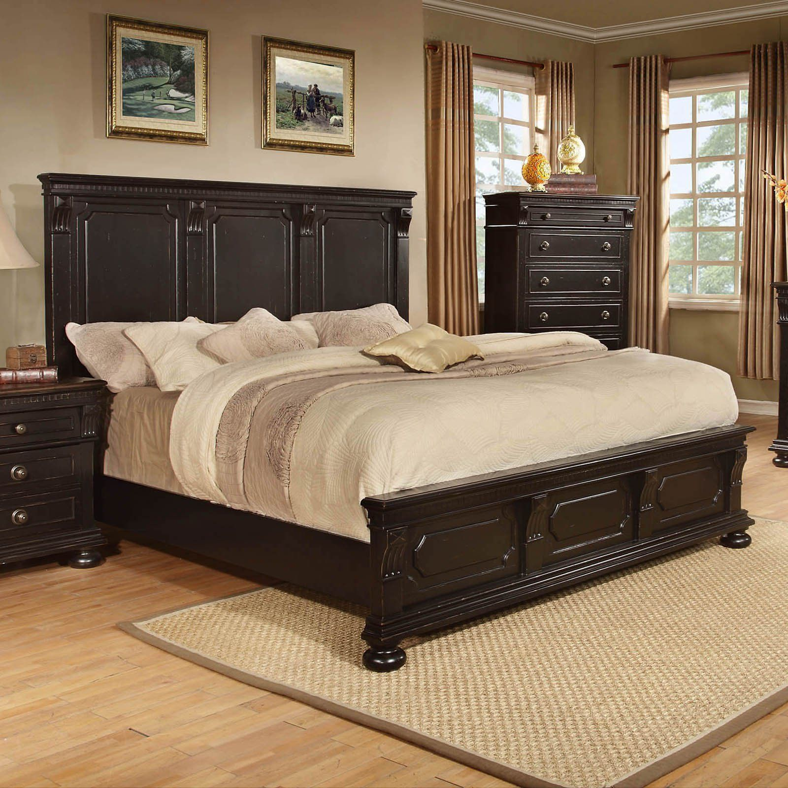 Have To Have It Avalon Furniture Rivington Hall Panel Bed 699