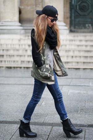 Style Basics Wearing A Baseball Cap The Cool Way Street Style Fall Outfits Street Style Outfit Casual Outfits