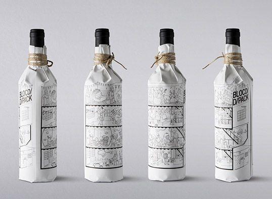 Ispirazione per Packaging