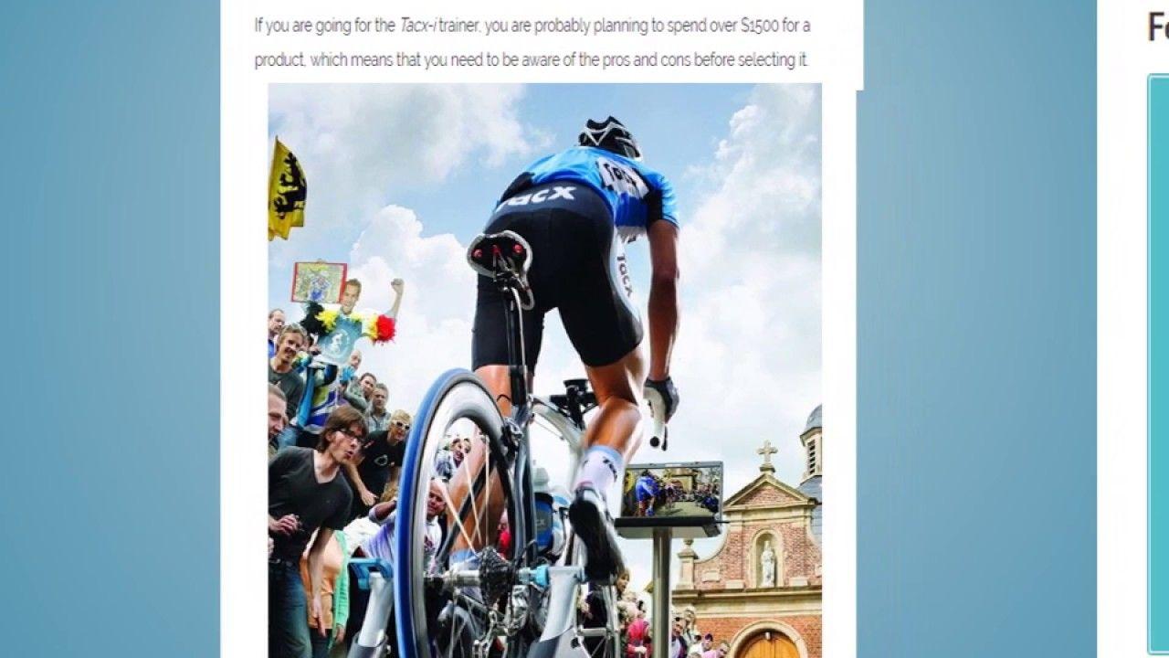 Best Virtual Reality Bike Trainer Guide Comparison Best