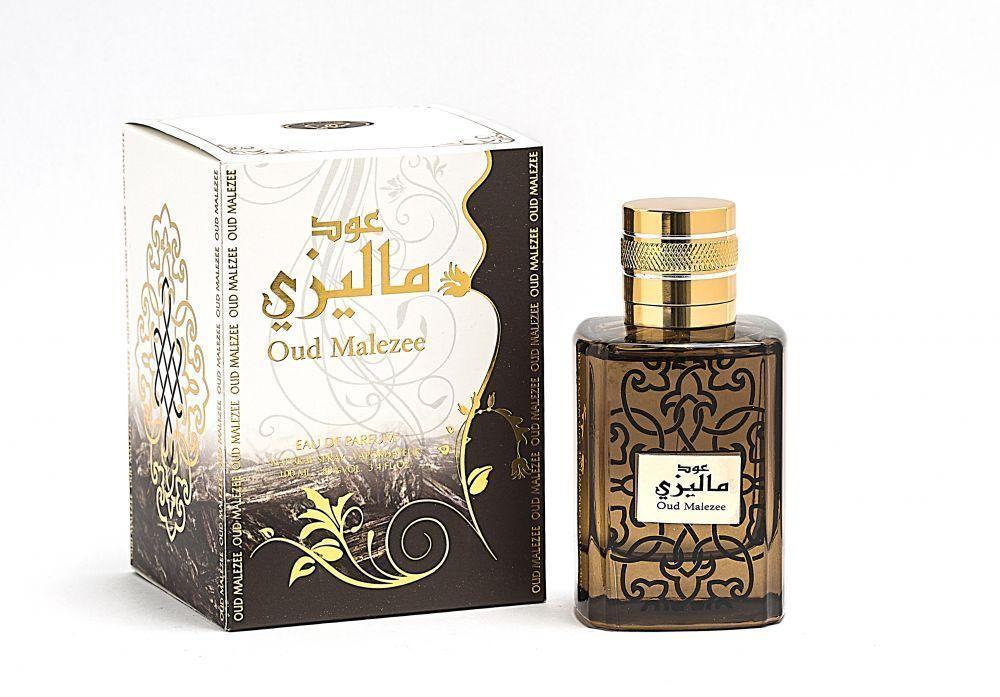 New Oud Malezee Perfume Spray Fragrance Oriental Perfume