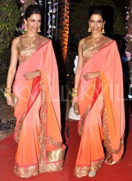 Desipolitan - Deepika Padukone in Jade
