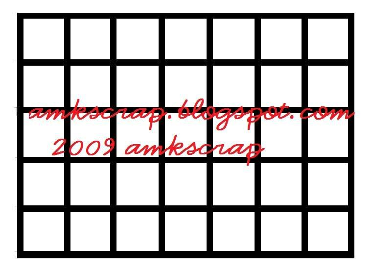 Calendar Grid T File Cut Out In Vinyl For Diy Frame Dry Erase