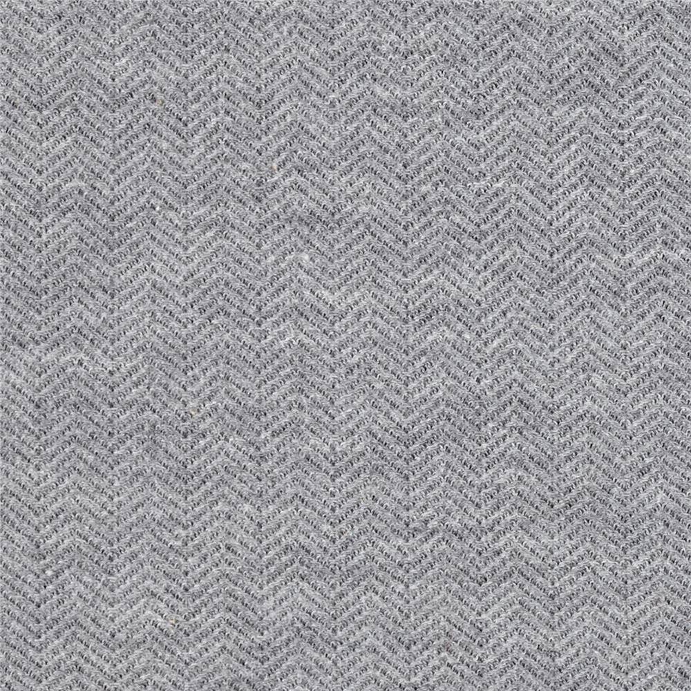 995d33513ca Kaufman Knit Herringbone Heather Gray from @fabricdotcom This lightweight  cotton knit fabric features a smooth hand and 15% stretch for added comfort  and ...