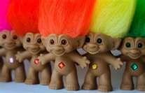Troll Dolls!!!!!