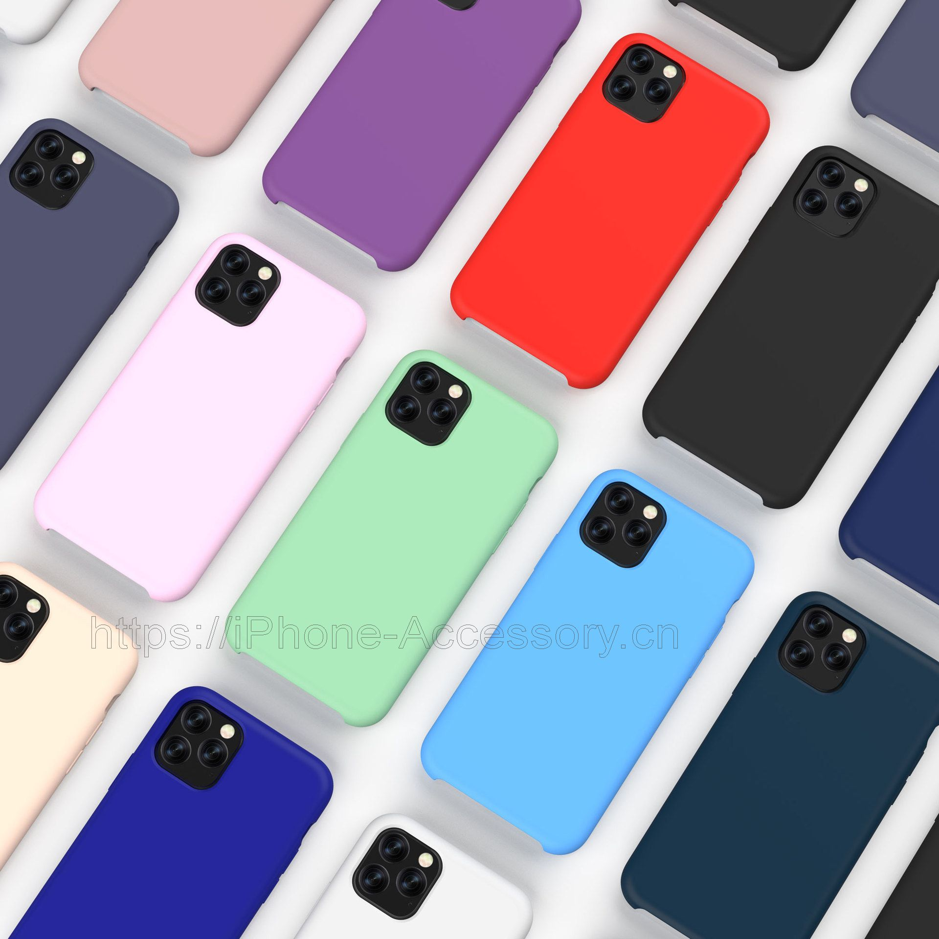 iPhone 11 Clear Soft Case