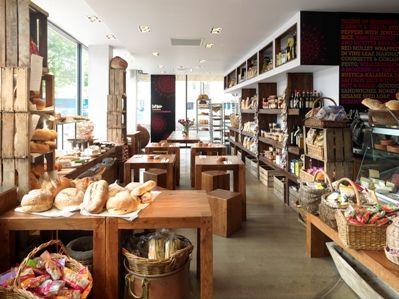 Amazing bakery