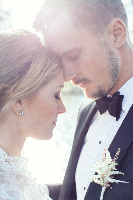 Schwedische Herbsthochzeit im Chateau Gimo Herrgard - Hochzeitswahn - Sei inspiriert