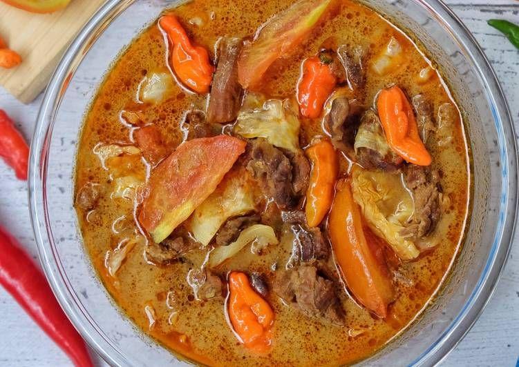 Resep Tongseng Daging Sapi Kitaberbagi Oleh Susi Agung Resep Resep Masakan Malaysia Daging Sapi Resep Makanan