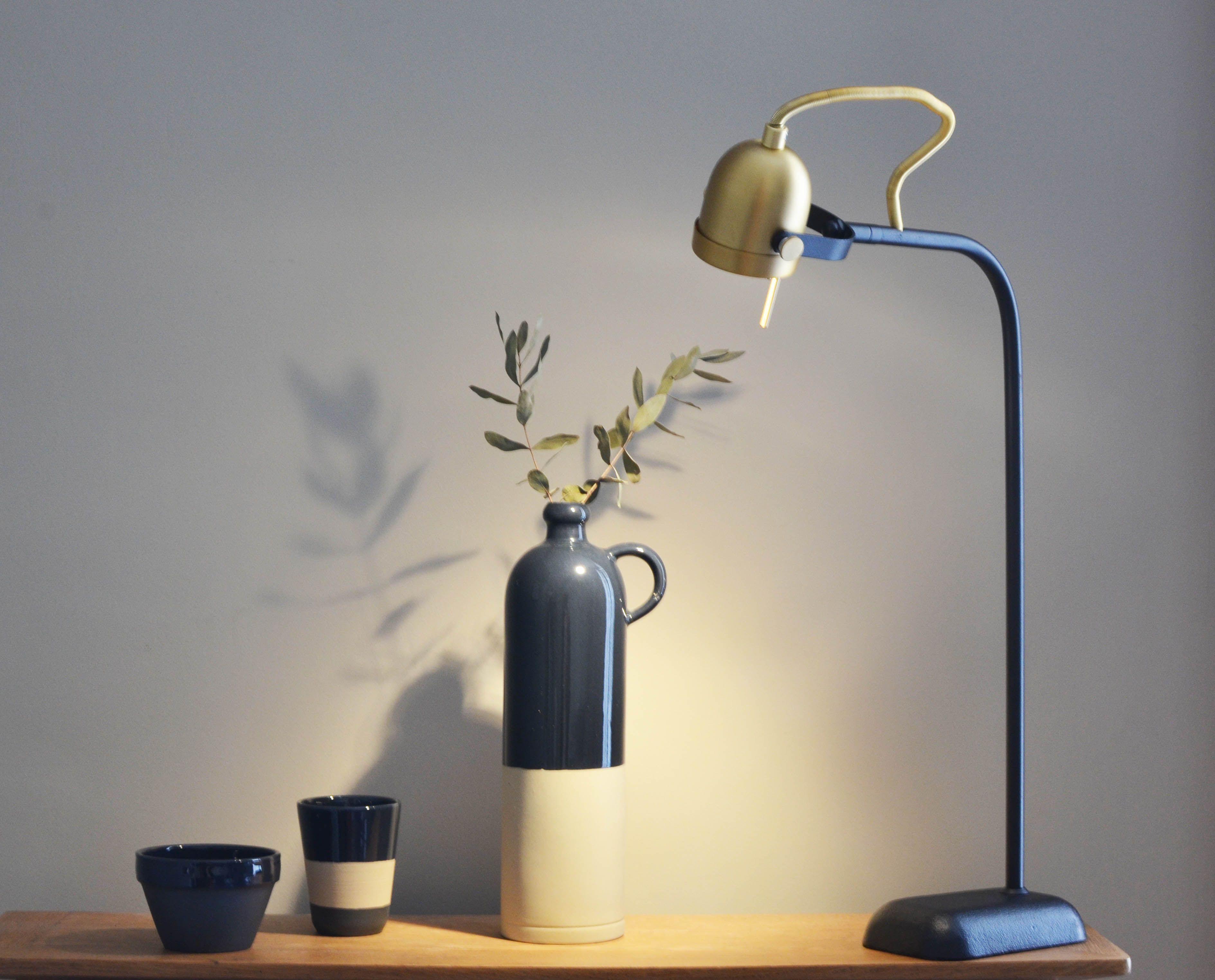 Elgante lampe de bureau clairage Led rglable Son design ses