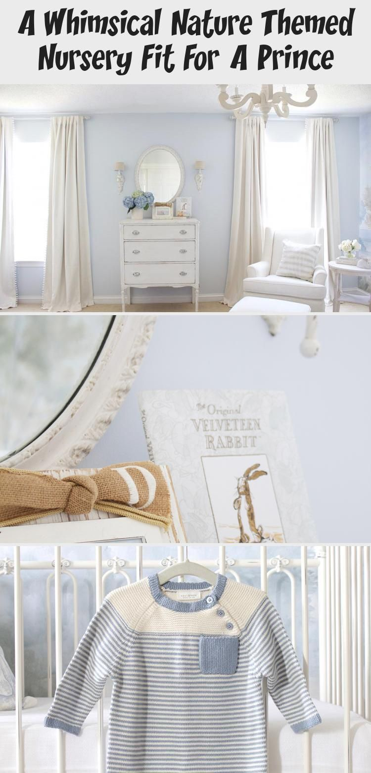 A Whimsical Nature Themed Nursery Fit For A Prince - health and diet fitness#diet #fit #fitness #hea...