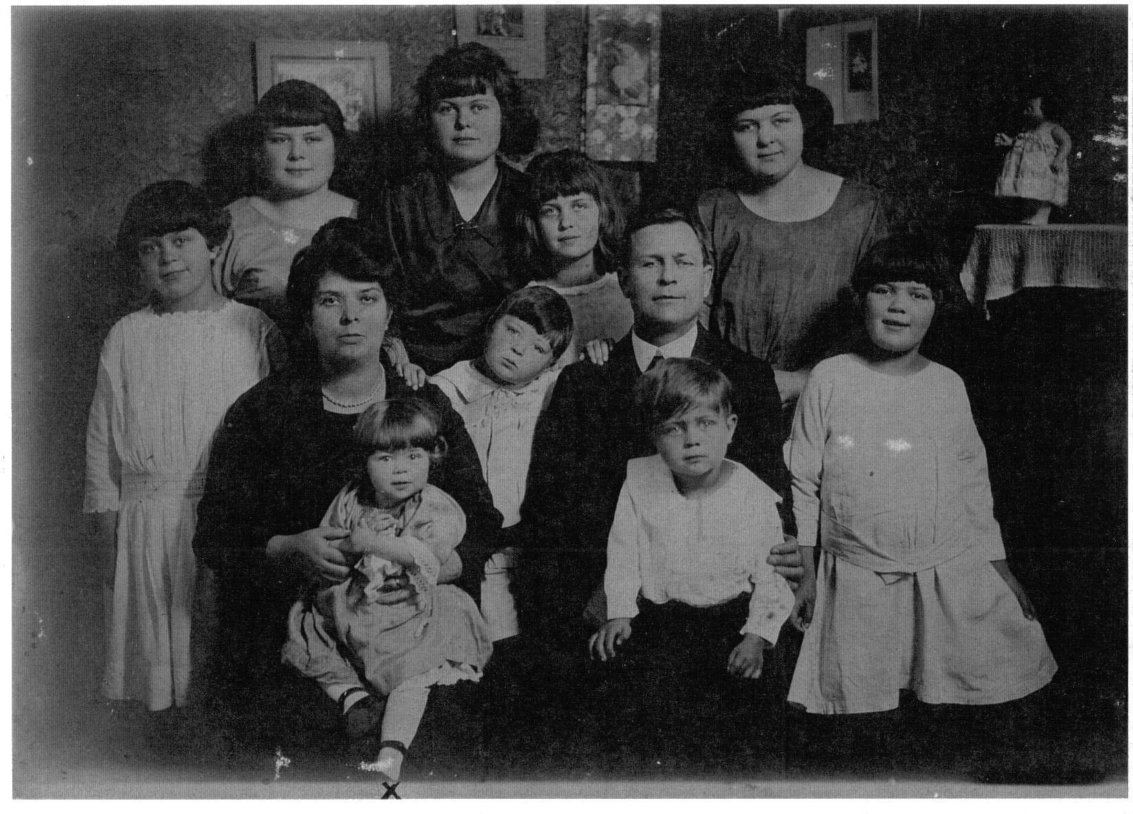 old family picture