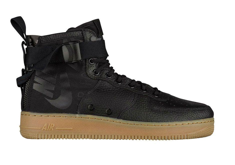 Nike SF AF1 Mid Release Info | Sneakers | Nike sf af1