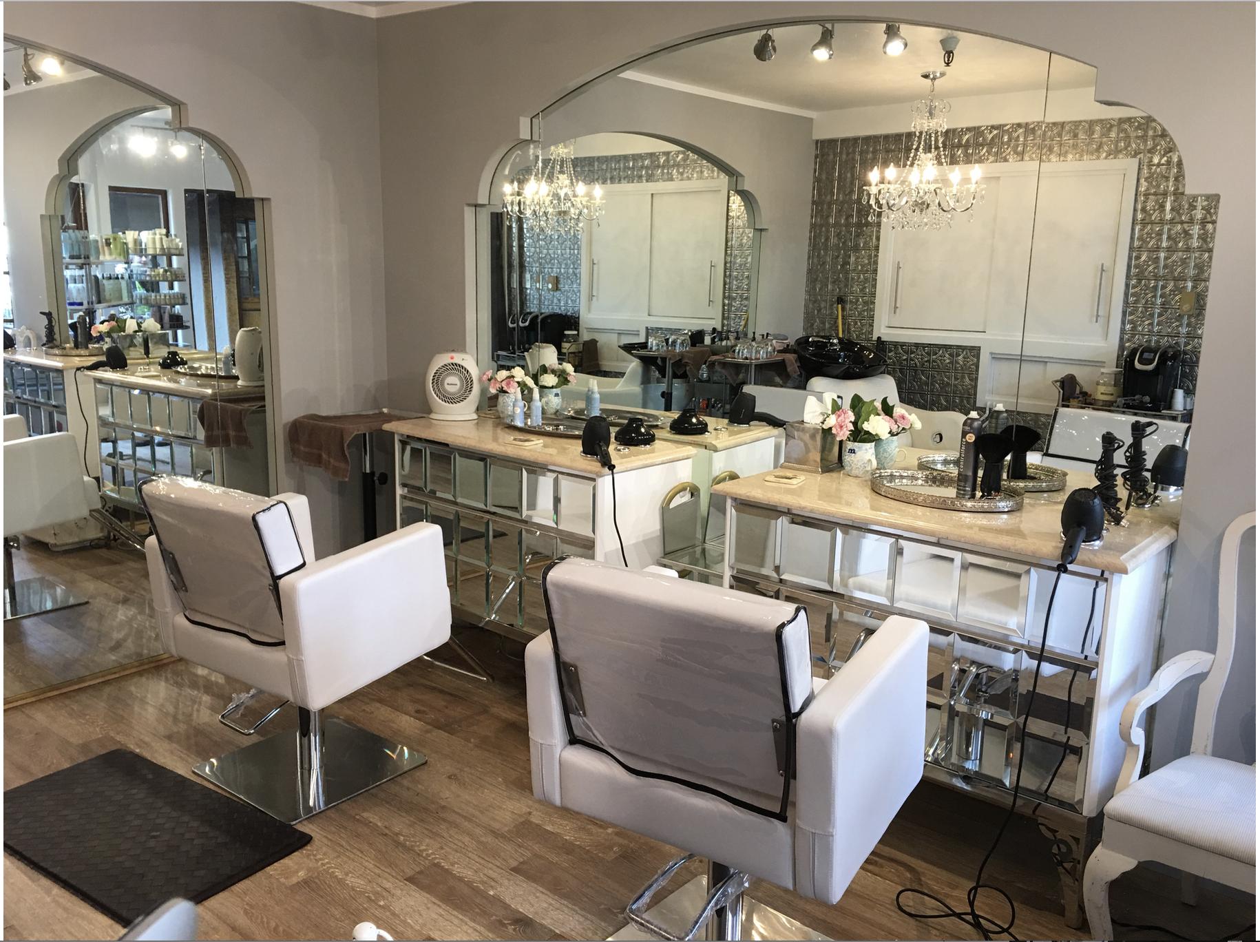 Small Salon Decor Salon suite  Salon suites decor, Salon decor