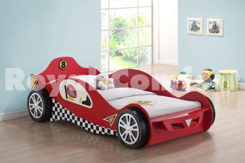 Childrens Car Beds Boys Red Racing Kids Car Bed Frame   http   www. Childrens Car Beds Boys Red Racing Kids Car Bed Frame   http   www