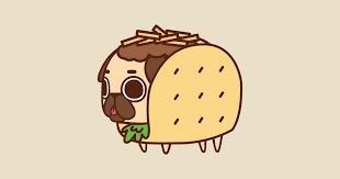 Resultado de imagen para puglie pug Dog emoji, Cute pugs
