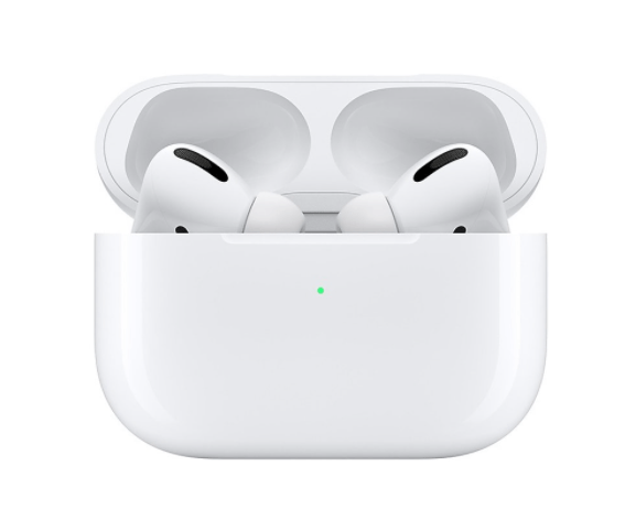 Staples Apple Airpods Pro With Wireless Charging Case Just 199 Free Shipping Reg 249 Deals Finders Airpods Pro Wireless Apple