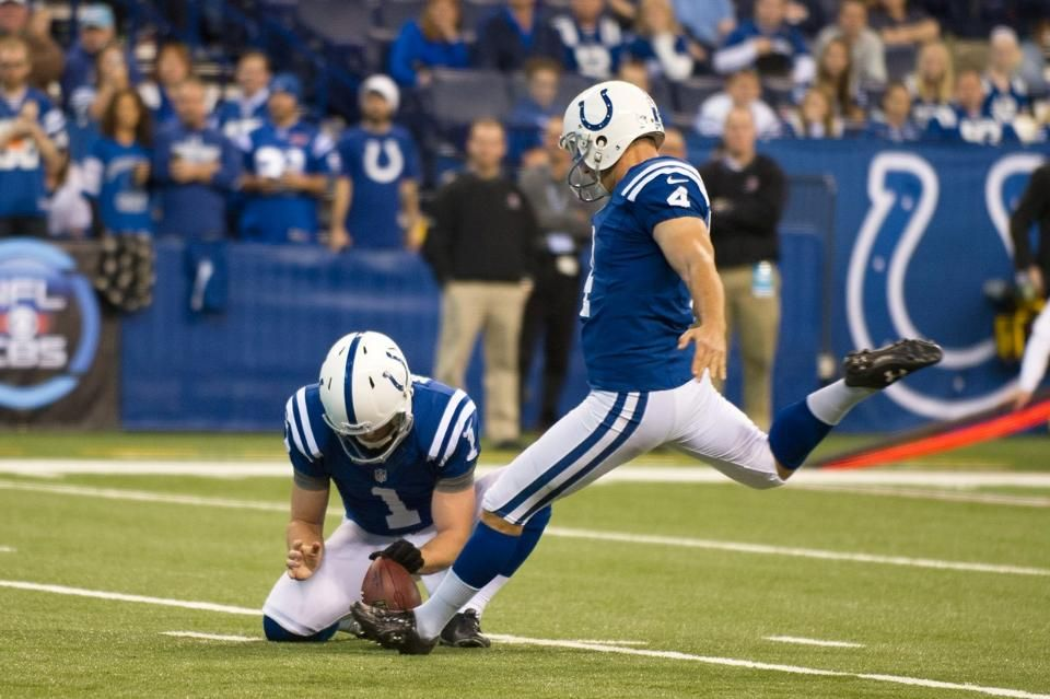 Adam Vinatieri - Indianapolis Colts
