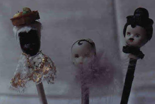 Lápis Carinhas- Baianinha, Dançarina, Chaplin
