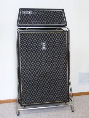 vox vintage amps 1967 vintage vox super beatle amp w matching speakers vintage guitar. Black Bedroom Furniture Sets. Home Design Ideas