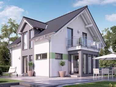 B.O.S. Haus Solution 119 Variante 4 Haus, Casas