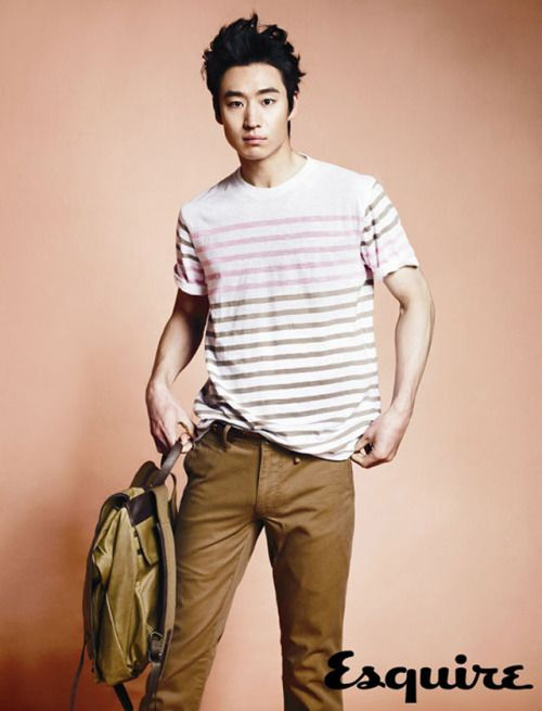 Lee Je Hoon - Esquire Magazine April Issue '12