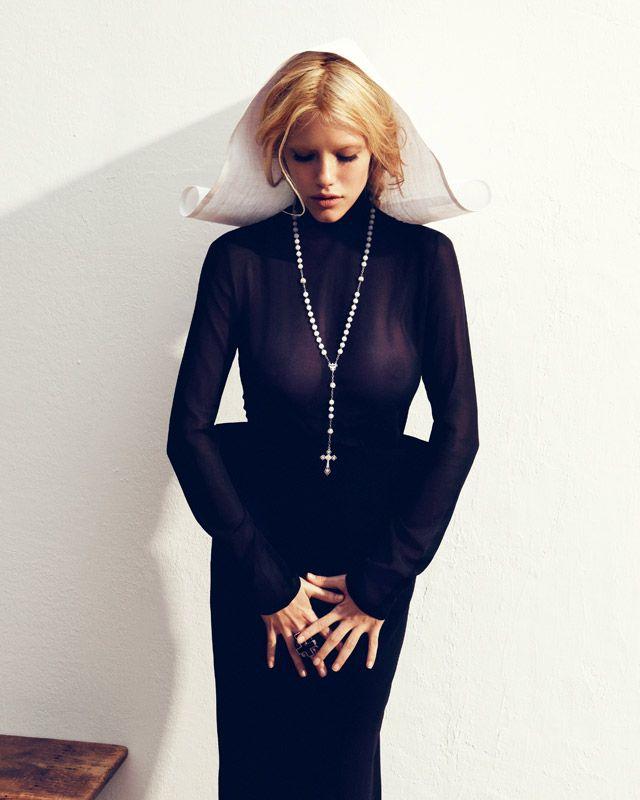 Ashley Smith by Greg Gex for Dedicate Magazine