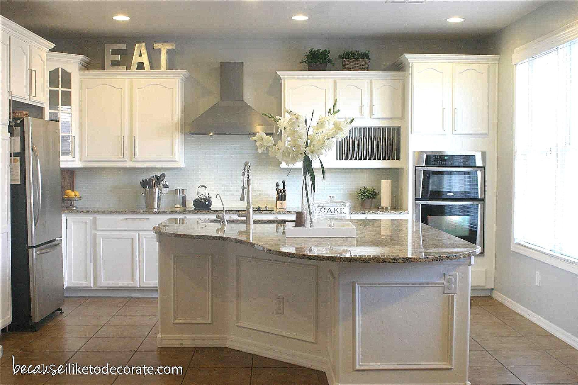 24+ Best Kitchen Paint Colors With Off White Cabinets Gif ...