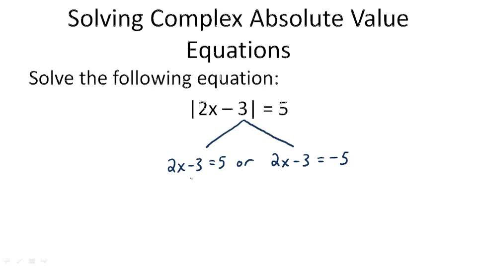 absolute value examples images | algebra ii q1 pinterest board