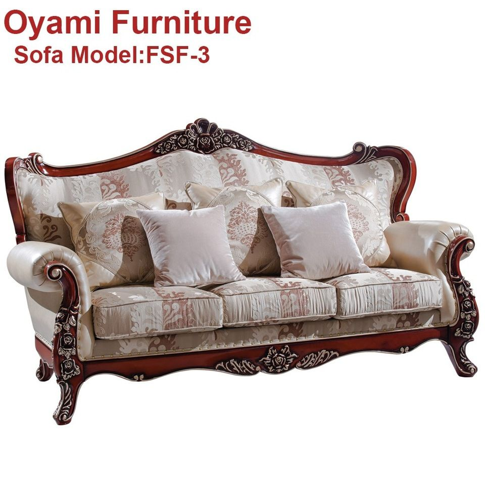 Clear White Wood Carving Turkish Sofa Furniture Sofa Design Bed Design Round Sofa