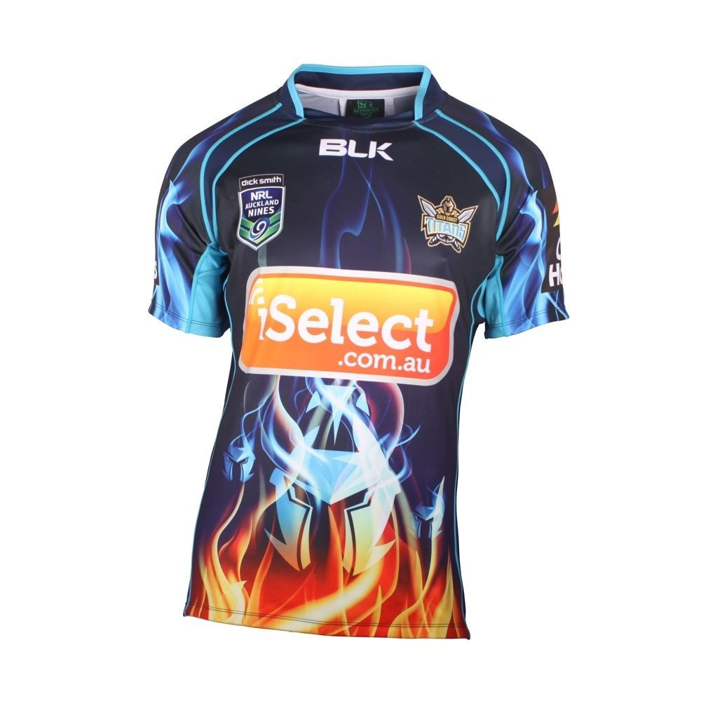Gold Coast Titans Kids NRL Rugby League Auckland Nines