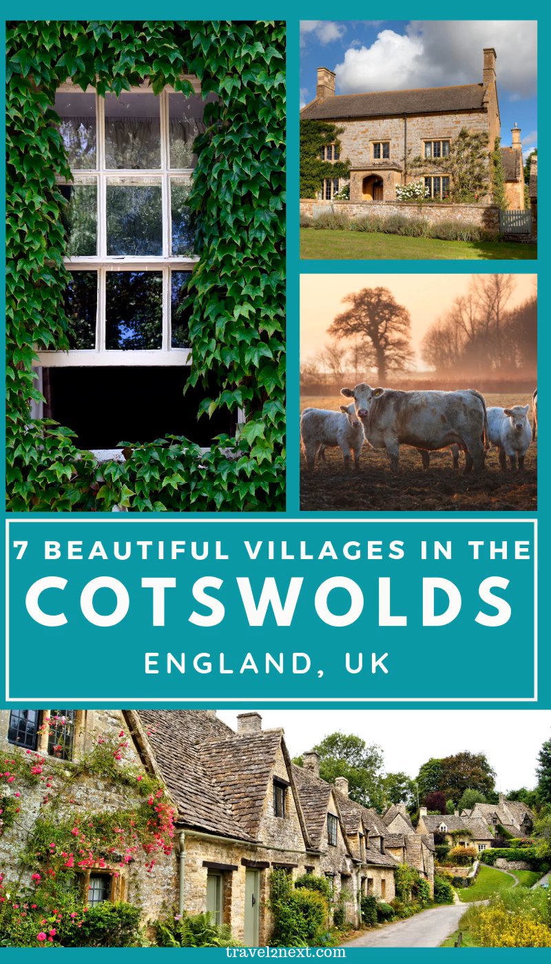 Cotswolds Villages are beautiful and charming to explore. #cotswolds #england #uk #europe #travel