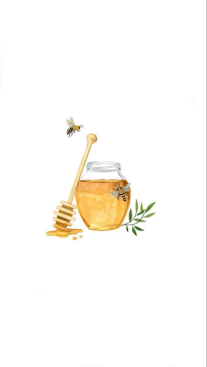 words bee aesthetic iphone wallpaper