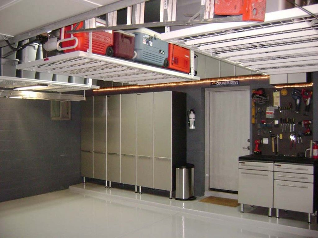 garage ideas garage storage ideas use various types of