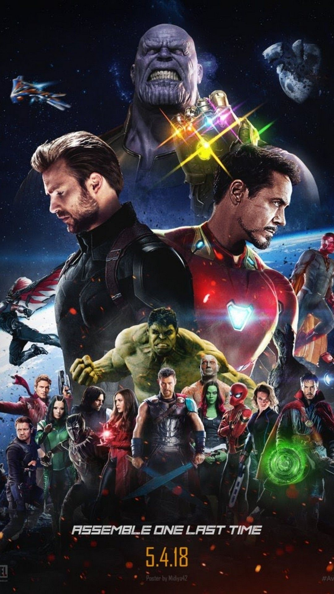 Avengers 3 Wallpaper Android 2019 Android Wallpapers Infinity