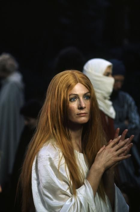 Vanessa Redgrave - The Devils, directed by Ken Russell ...