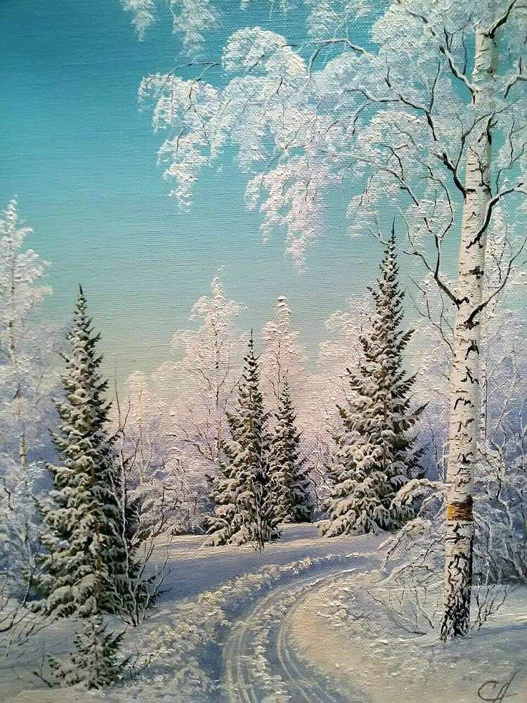 И кружева из снега серебристого Зима–краса рассыпала с небес. Обсуждение на LiveInternet - Российский Сервис Онлайн-Дневников