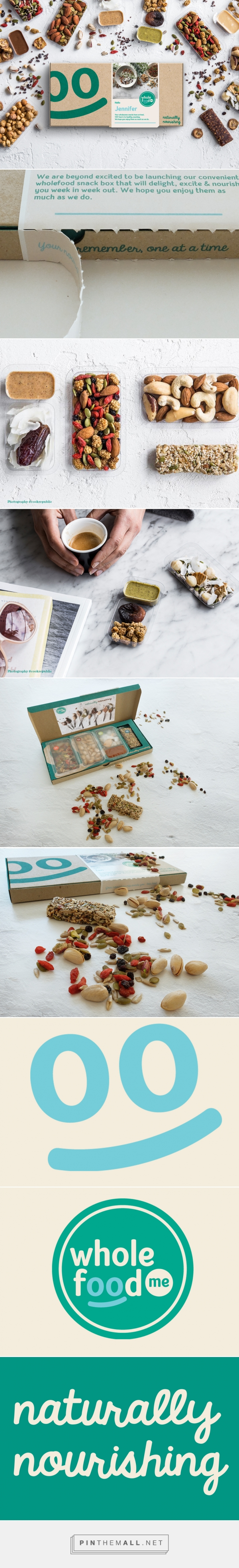 wholefood.me - Packaging of the World - Creative Package Design Gallery - http://www.packagingoftheworld.com/2017/08/wholefoodme.html