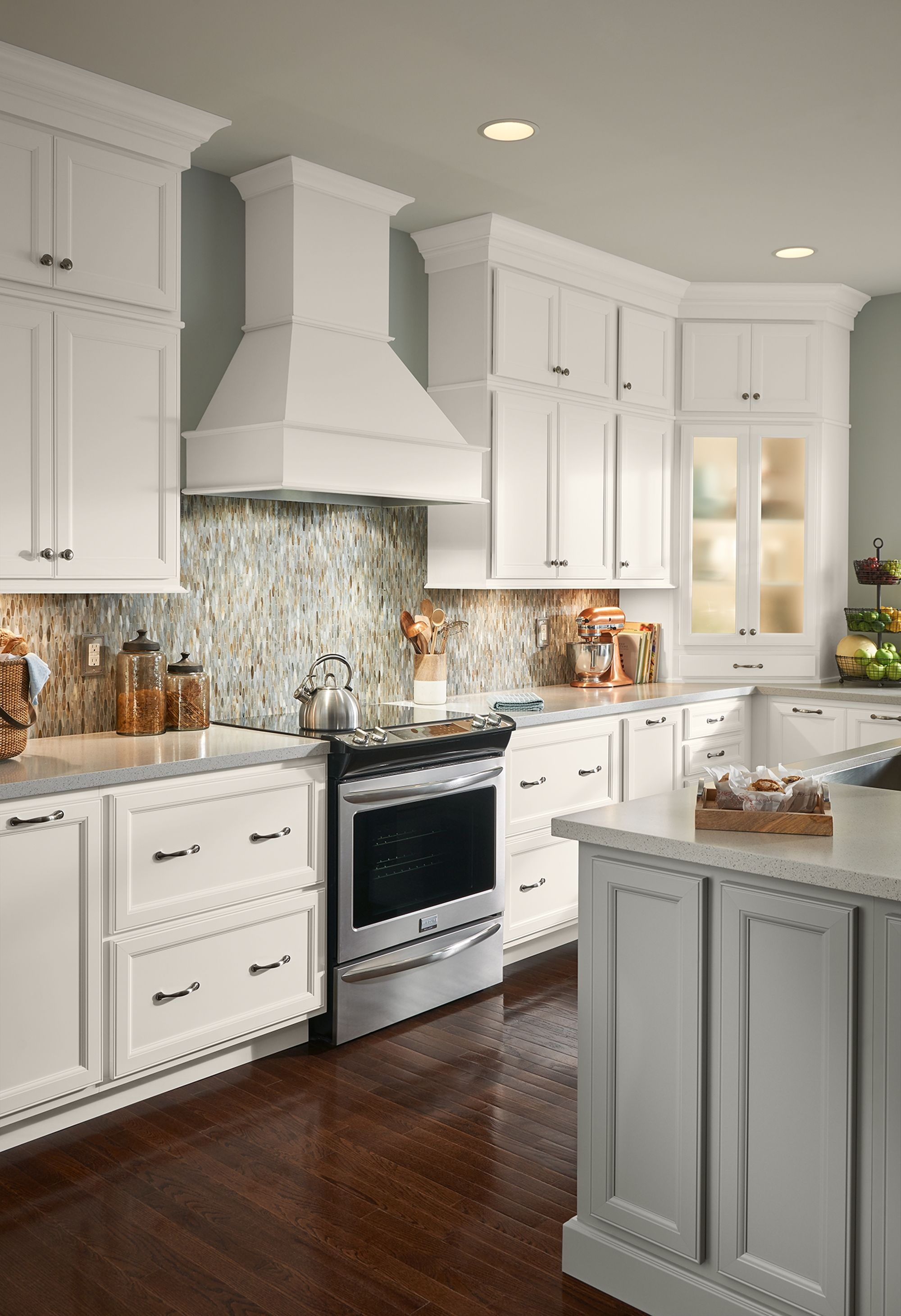 Wood American Woodmark Cabinets Be Better Than Ikea Home Depot Kitchen Remodel Home Depot Kitchen Kitchen Remodel Cost