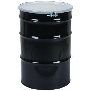 55 Gallon Steel Drum Open Head With Lid Ring Nelson Paint 55 Gallon Steel Drum Steel Drum Steel Barrel