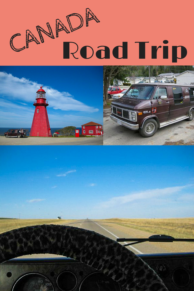 Road trips are awesome. Check out our road trip across